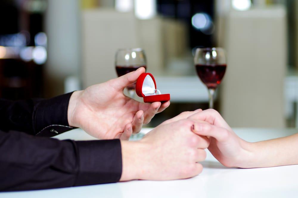 プロポーズの流れと準備しておきたいことのイメージ