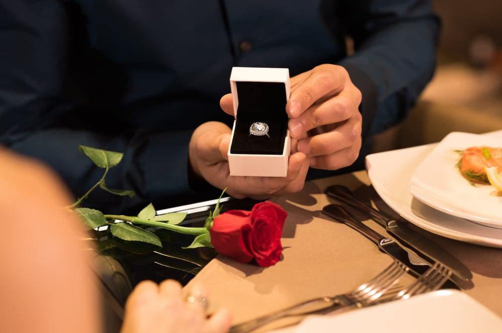 感動的なプロポーズ演出で一生の思い出つくりを!のイメージ