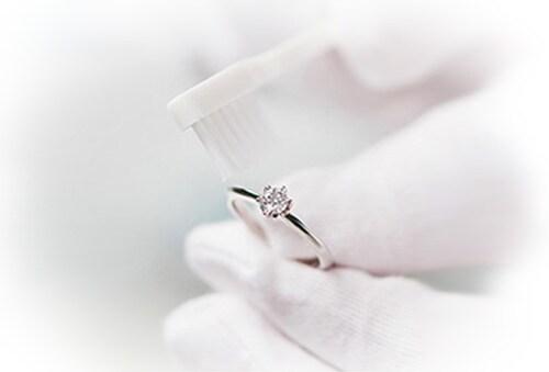 「結婚指輪」はメンテナンスをこまめに!のイメージ