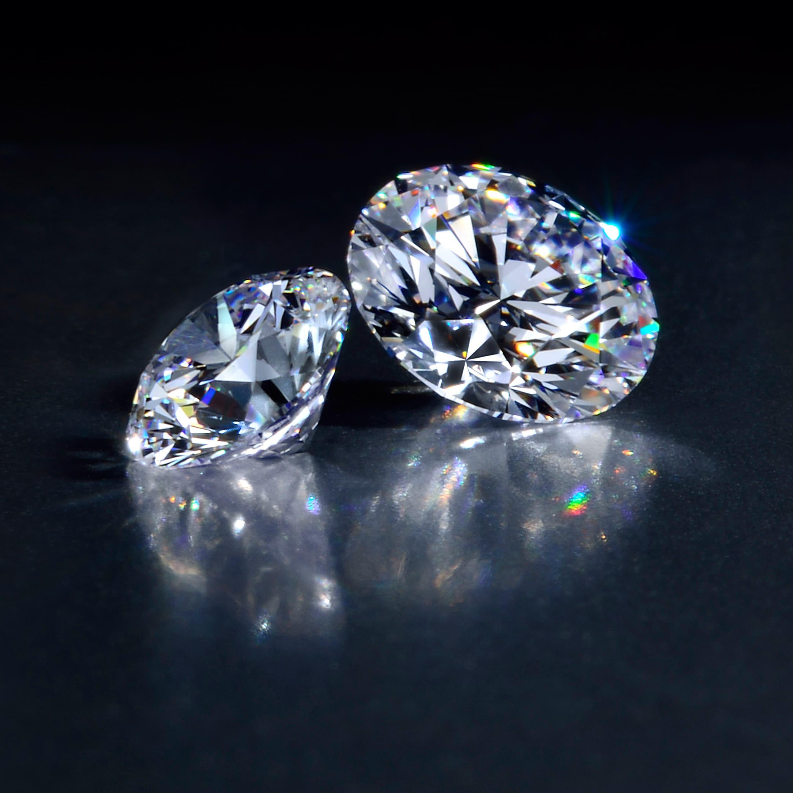 キラキラきれいな「ダイヤモンドプロポーズ」のイメージ