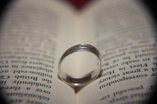 オランダの婚約指輪のイメージ