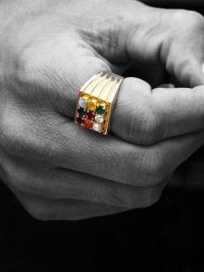 インドの婚約・結婚指輪についてのイメージ