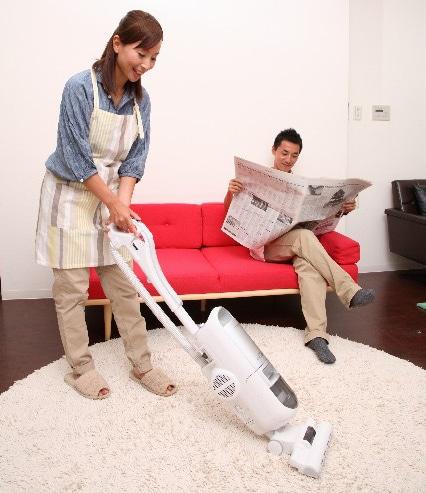 家事に協力的な人は魅力的!のイメージ