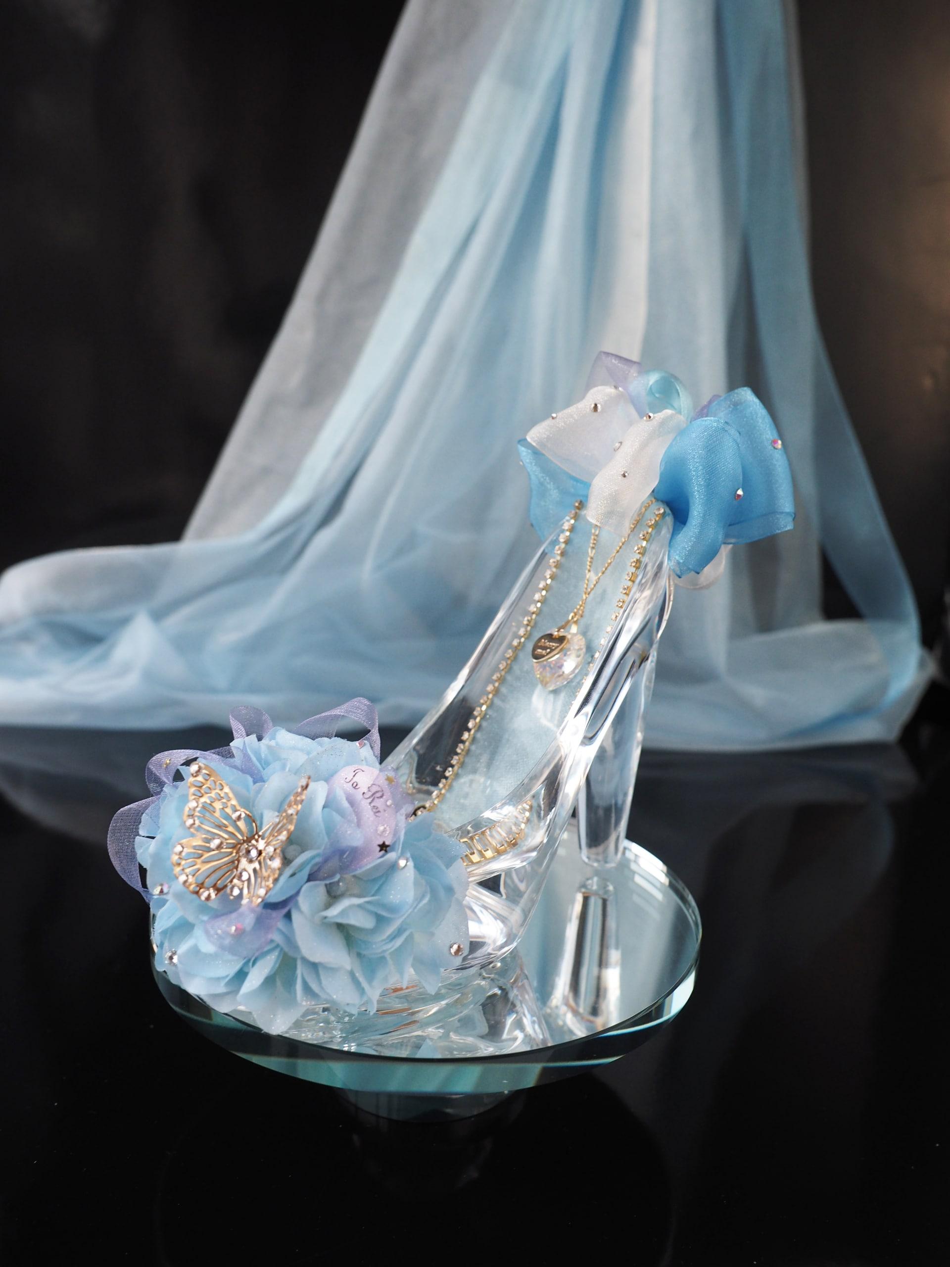彼女をプリンセスに!ガラスの靴を使ったシンデレラプロポーズのイメージ