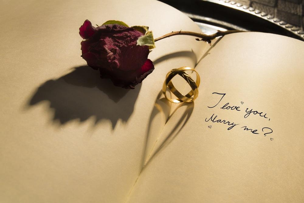 「なんて言ったらいい?」オススメのプロポーズ言葉のイメージ