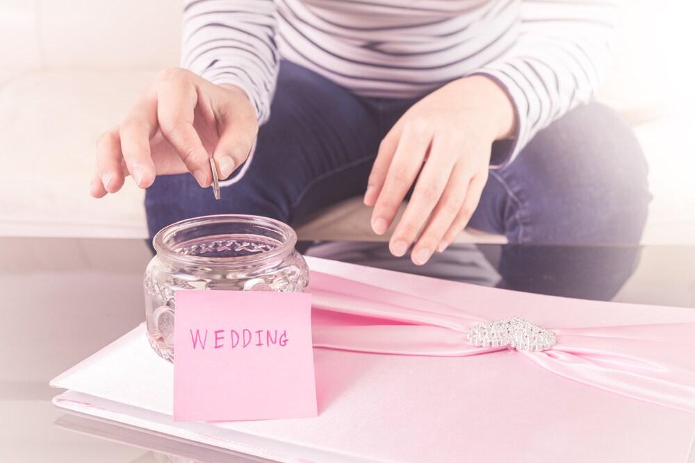 VOL.22 プロポーズ男子の基礎知識 どのくらい節約すればいい? 結婚までに考えておきたい資金計画のイメージ
