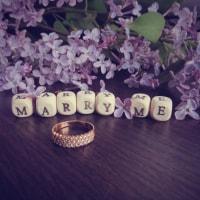 洋画みたい?かっこいいプロポーズは英語で!のイメージ