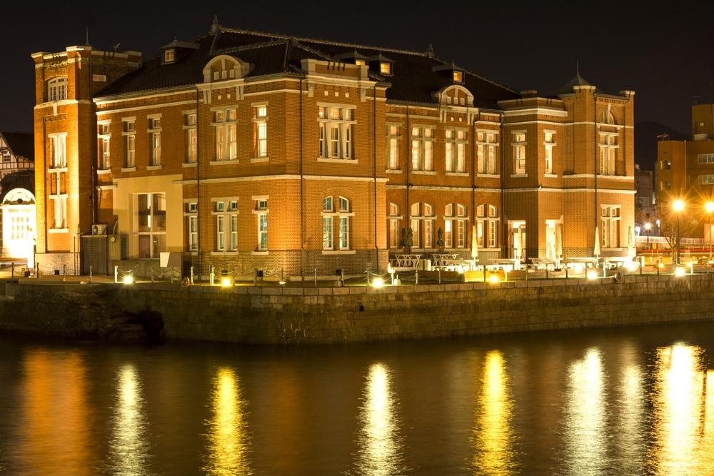 「門司港レトロ」で幻想的な夜を のイメージ