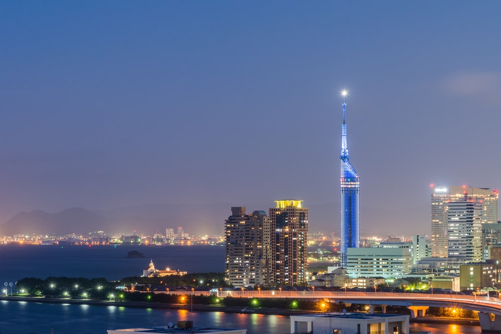 夜景を見るならここ! 福岡のおすすめデートスポットのイメージ
