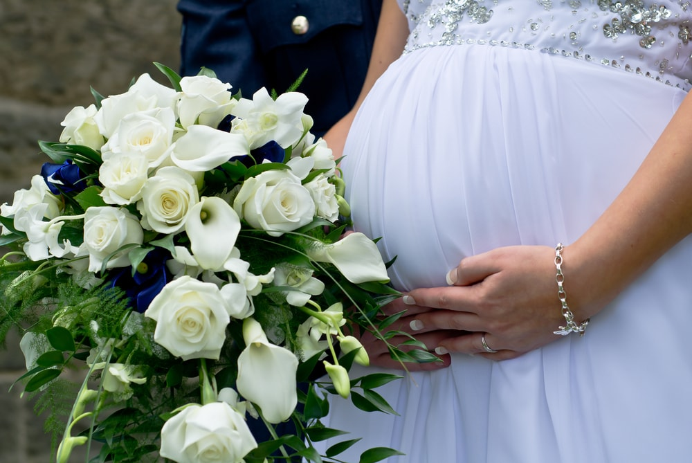 近年増加中の「マタニティ婚」結婚前の妊娠が2人の絆を強くするのイメージ