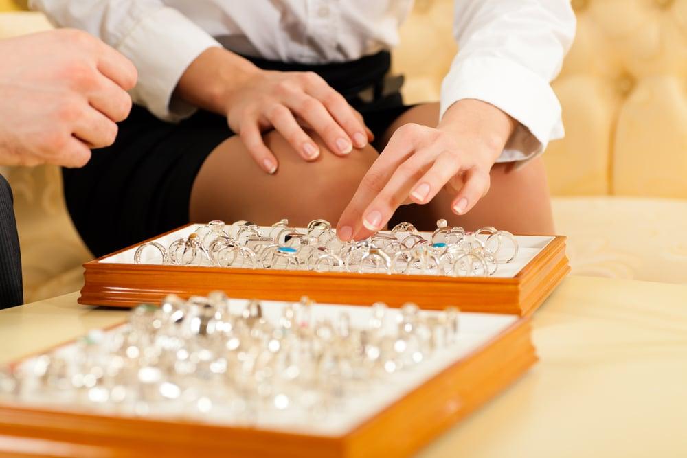 プロポーズ相談はプロ「指輪コンシェルジュ」に!のイメージ